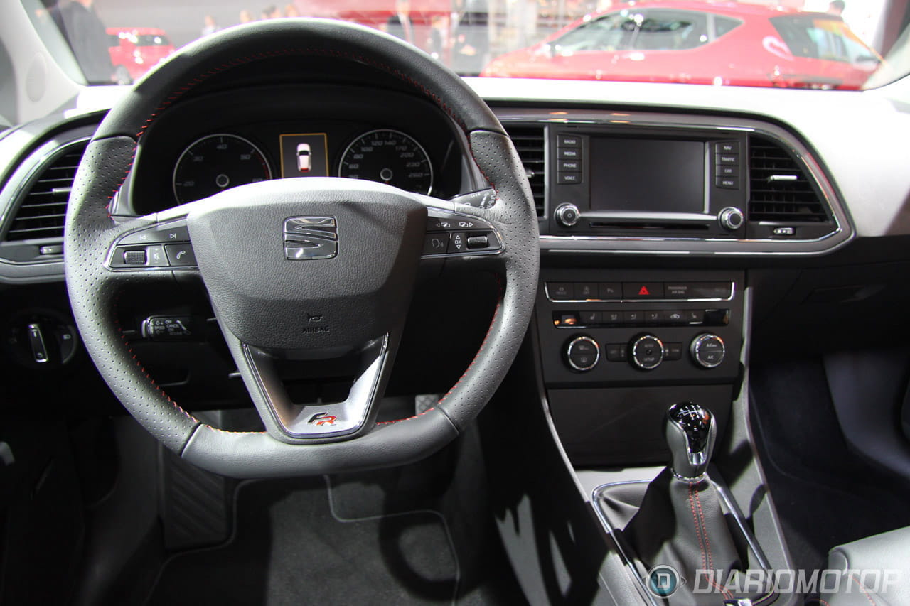2013 seat leon interior pictures to pin on pinterest