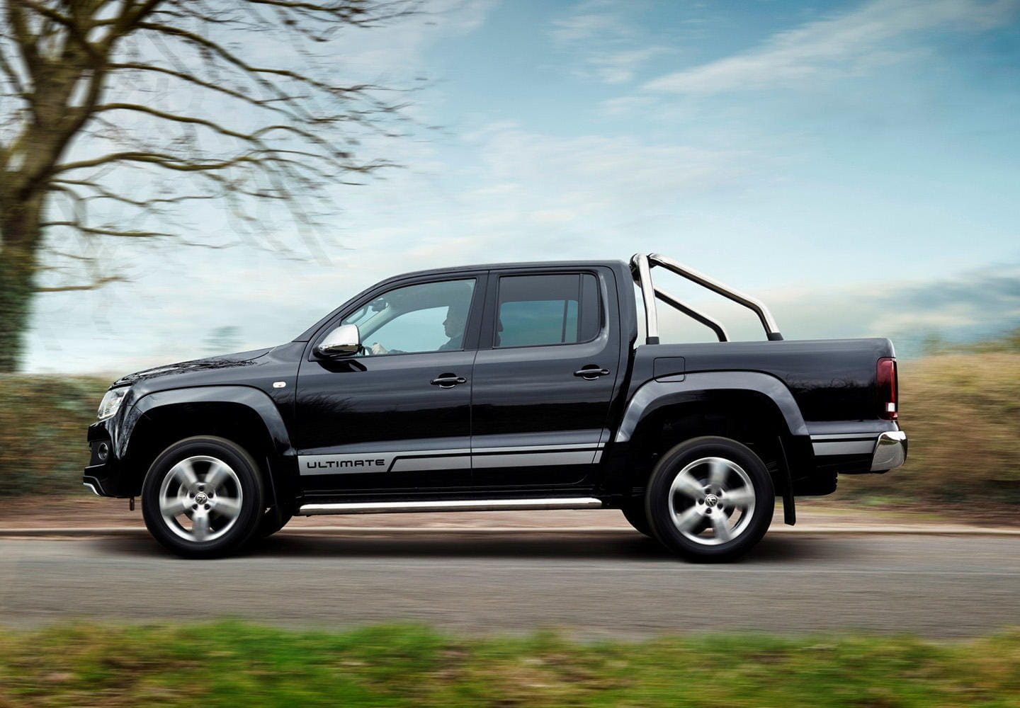 volkswagen amarok pick up 4x4 precios prueba ficha autos. Black Bedroom Furniture Sets. Home Design Ideas