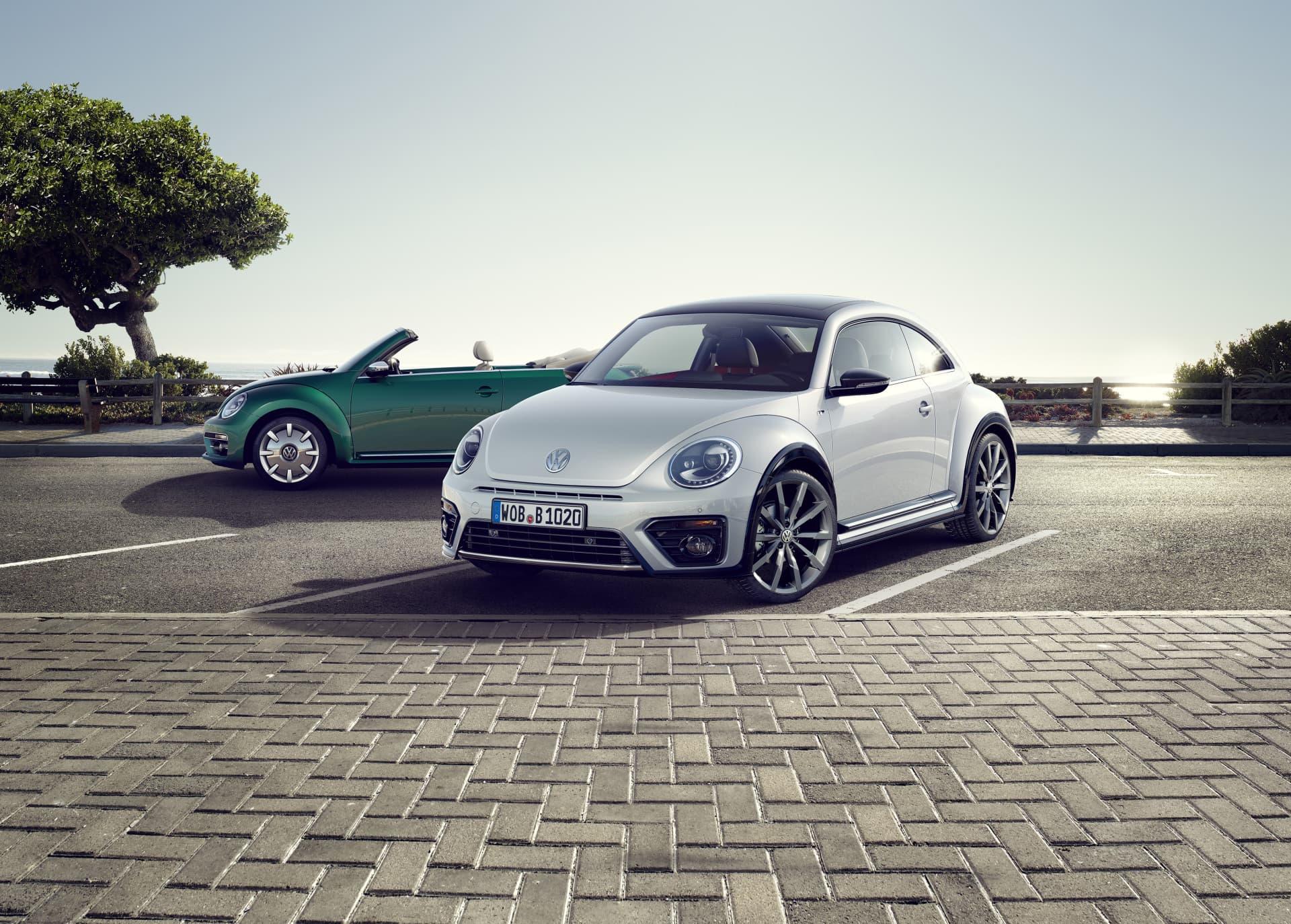 Volkswagen Beetle Nuevo Beetle 1