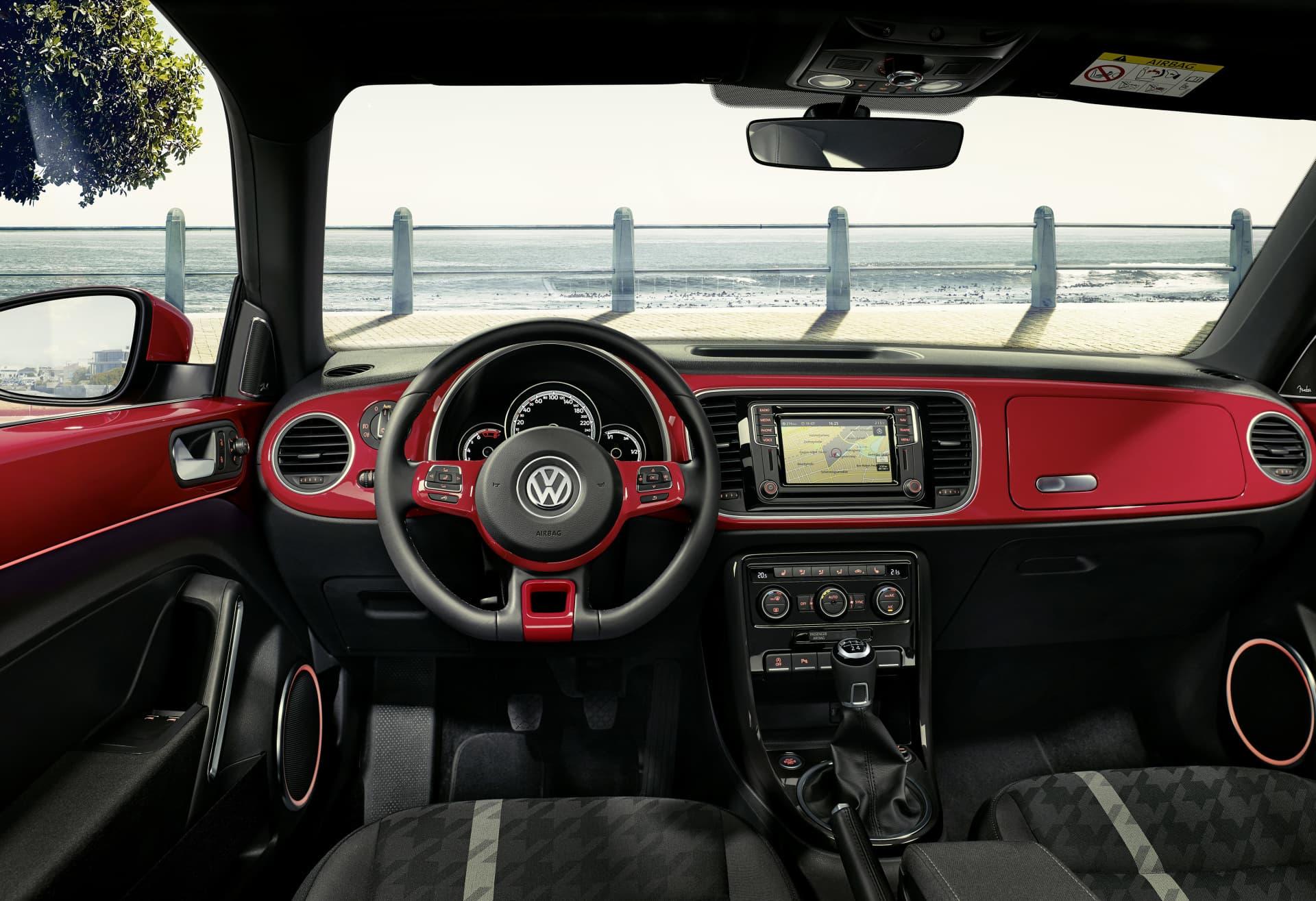 Volkswagen Beetle Nuevo Beetle