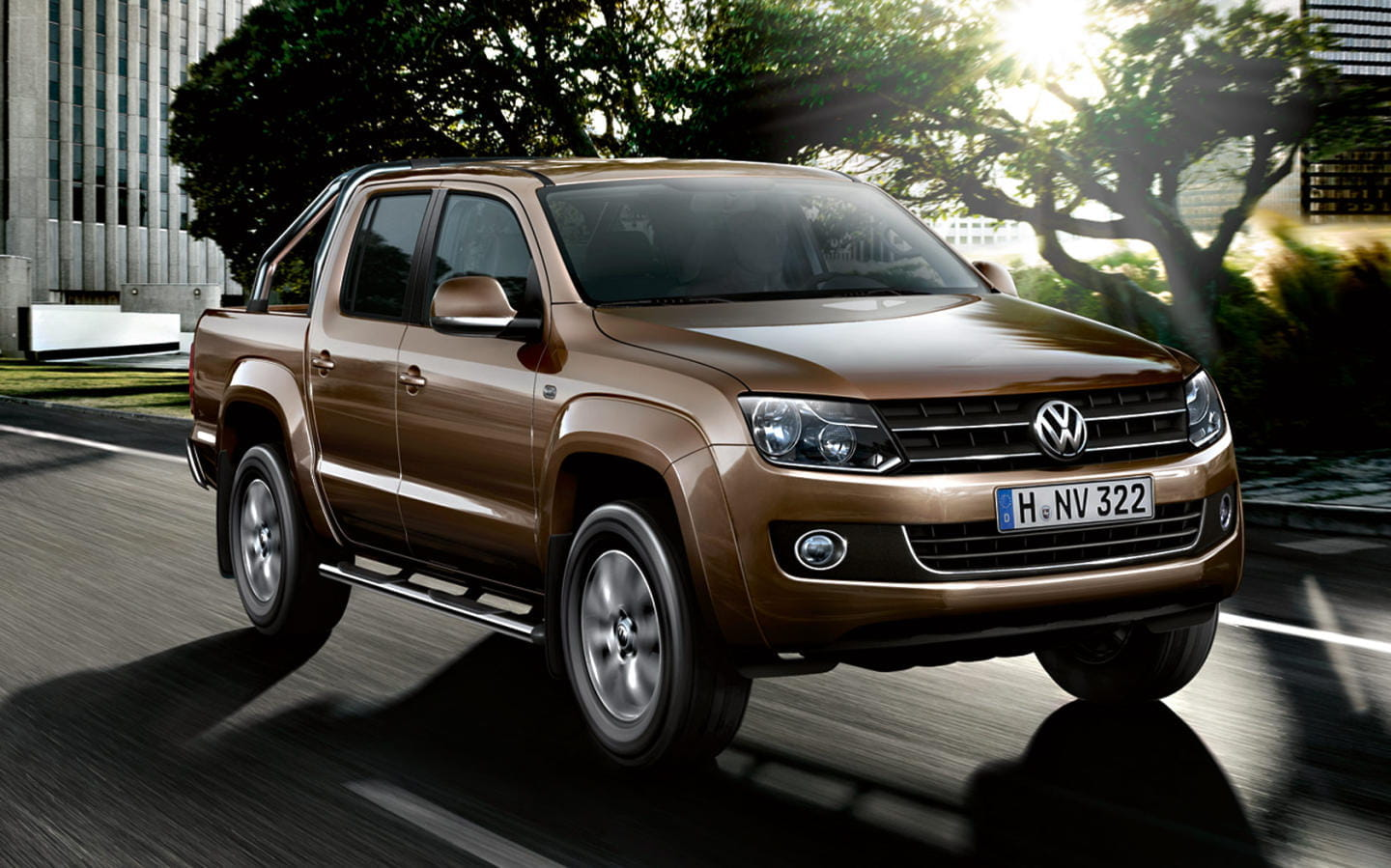 volkswagen amarok pick up 4x4 precios prueba ficha t cnica fotos y noticias diariomotor. Black Bedroom Furniture Sets. Home Design Ideas