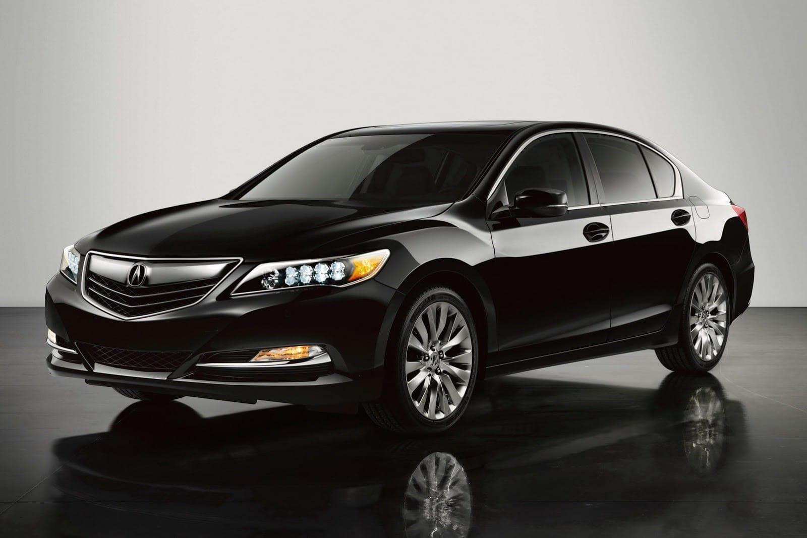Acura Rlx La Apuesta Mas Lujosa De Honda En El Mercado Estadounidense Diariomotor