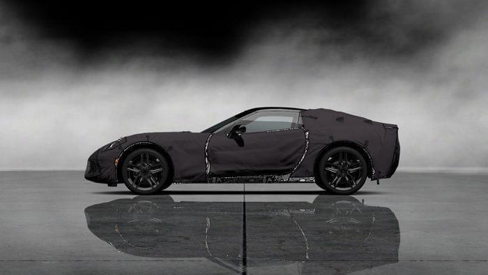 Chevrolet presenta al nuevo Corvette en el Gran Turismo 5, ¿lo probamos ya en Nürburgring?