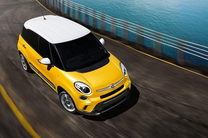 Fiat presenta en Estados Unidos al 500L Trekking