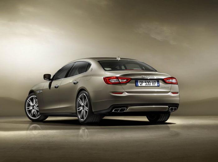 Nuevo Maserati Quattroporte