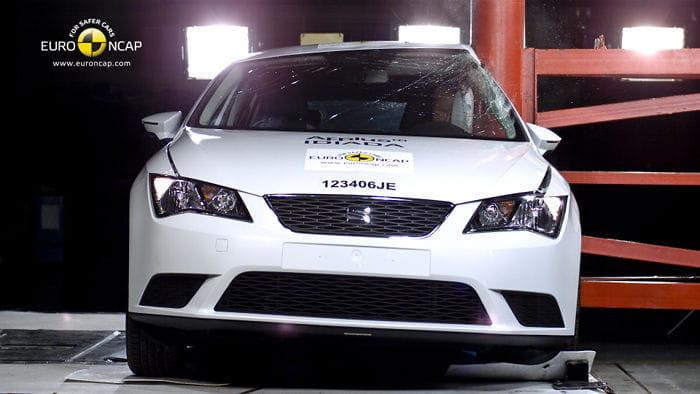 Nuevos resultados EuroNCAP: 5 estrellas para todos salvo para el Dacia Lodgy con 3 estrellas