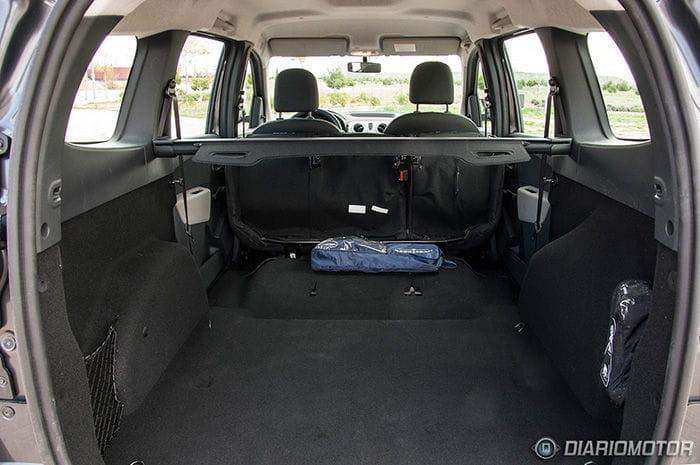 Dacia Lodgy a prueba