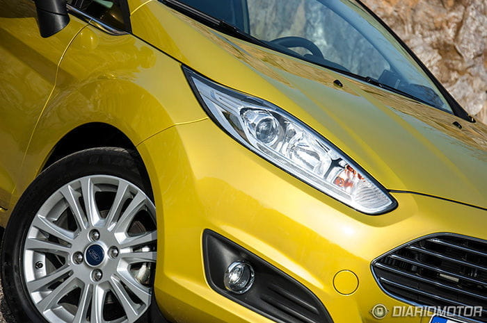 Prueba Ford Fiesta 2013 Roma