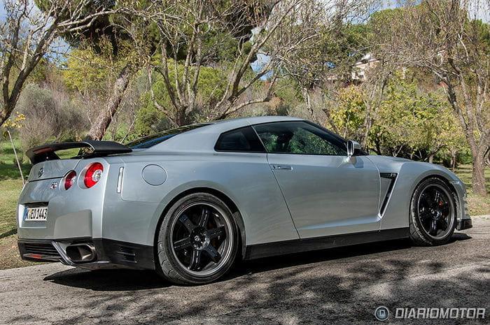 Nissan GT-R 2012 Track Pack