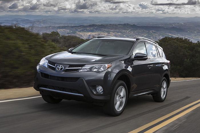 Toyota Rav4 2013 A Fondo