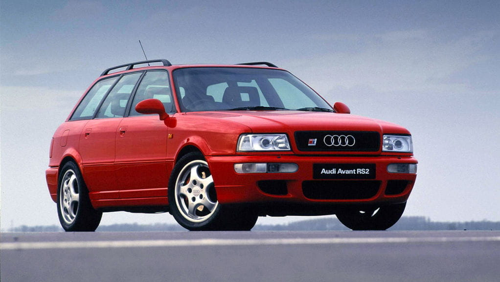 Audi Rs2 Avant 1994 Cadillac