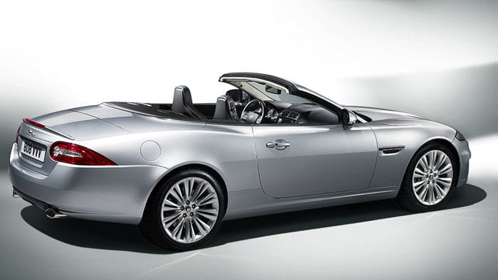 Jaguar XK o Jaguar F-Type