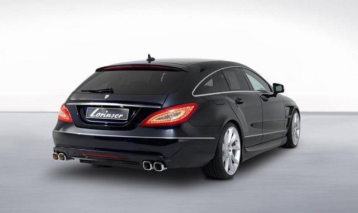 Lorinser prepara al Mercedes CLS Shooting Brake