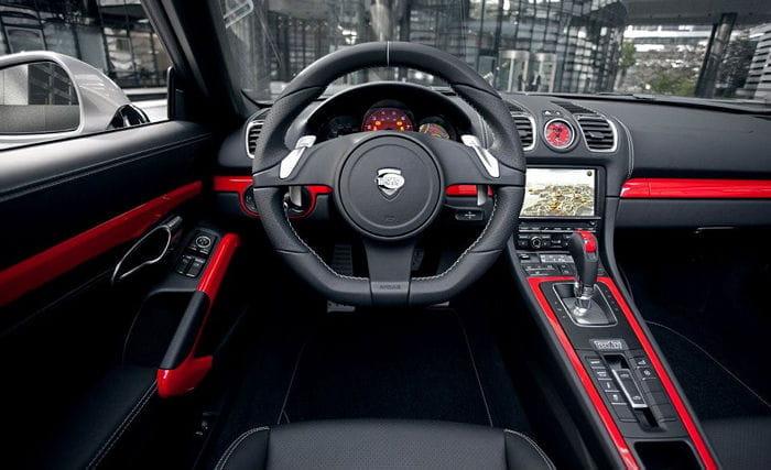 Techart prepara al nuevo Porsche Boxster