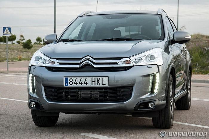 Prueba del Citroën C4 Aircross