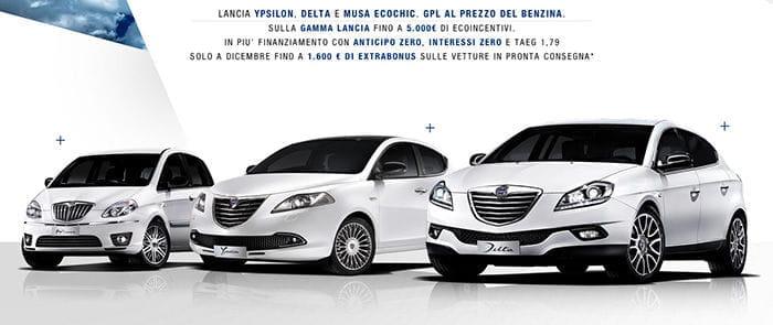 Lancia Ypsilon Ecochic
