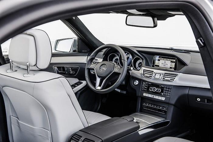 Mercedes Clase E 2013