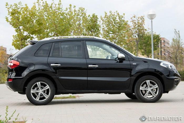 Renault Koleos prueba