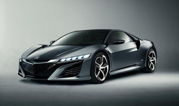 Nissan Sports Car >> El Honda NSX será más caro que el Nissan GT-R - Diariomotor