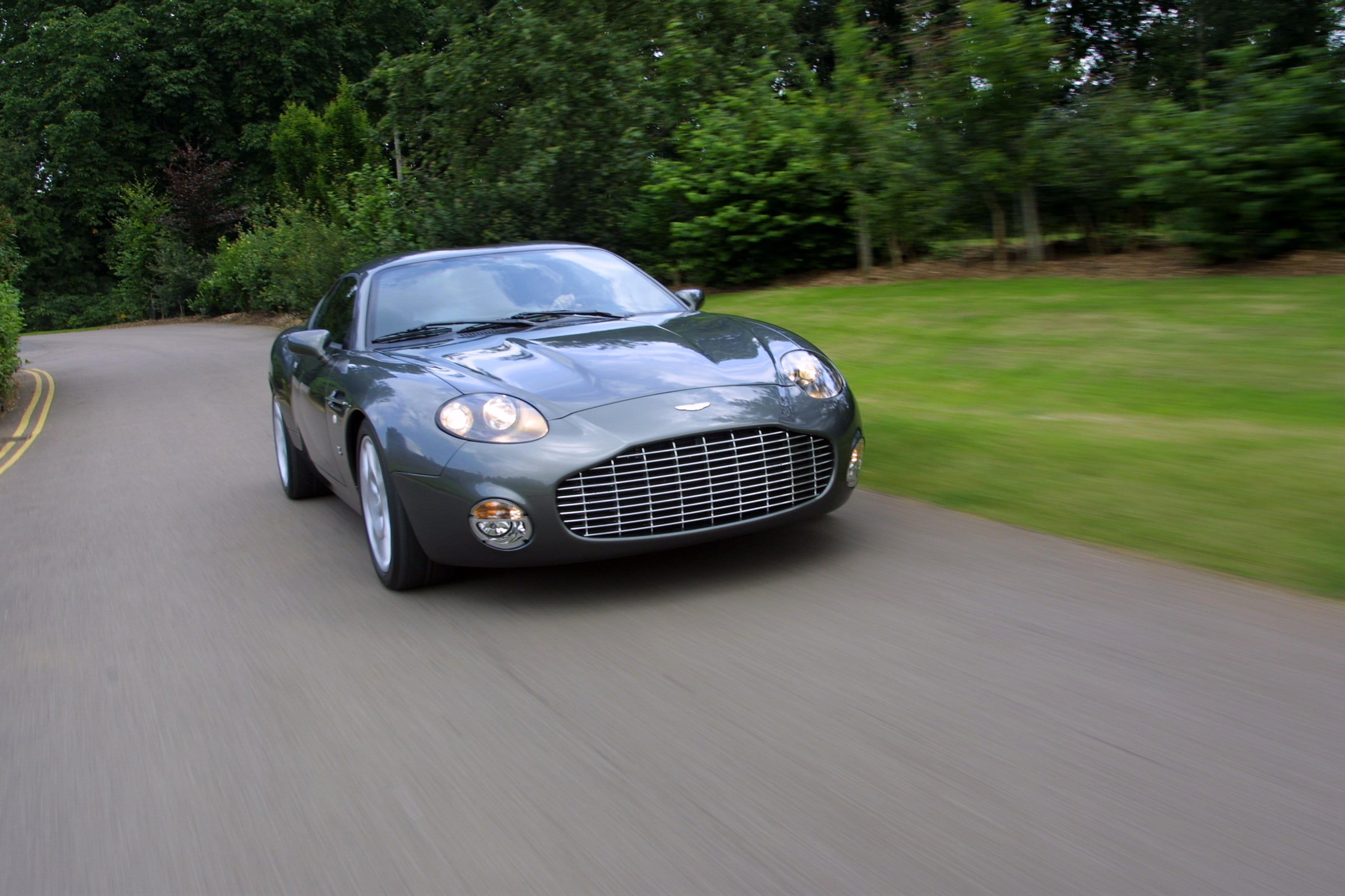 Aston Martin Db7 Zagato 2003 Deportivos De Ensueno Y Museo Foto 13 De 18
