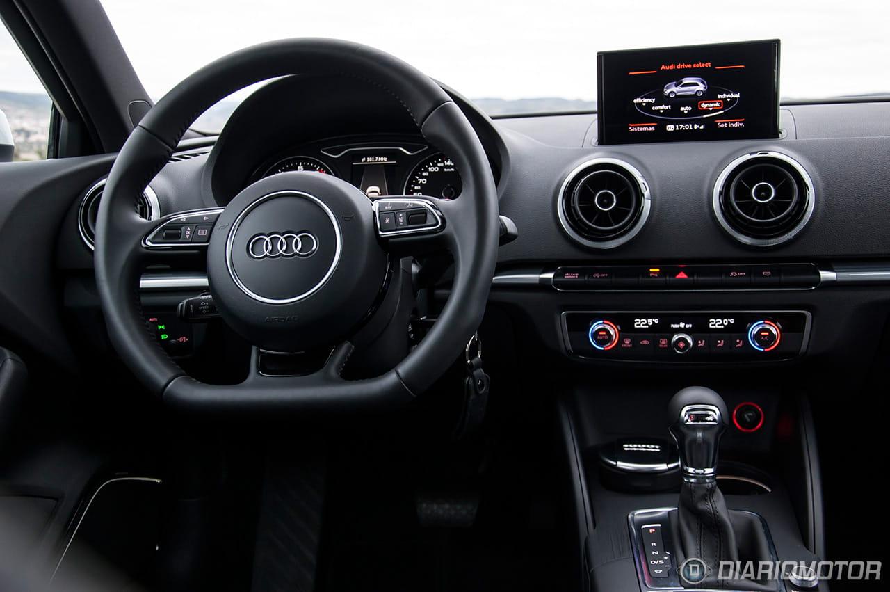 Foto 33 De 47 Audi A3 1 8 Tfsi 180 Cv S Tronic Probamos Un Compacto Picante E Interesante
