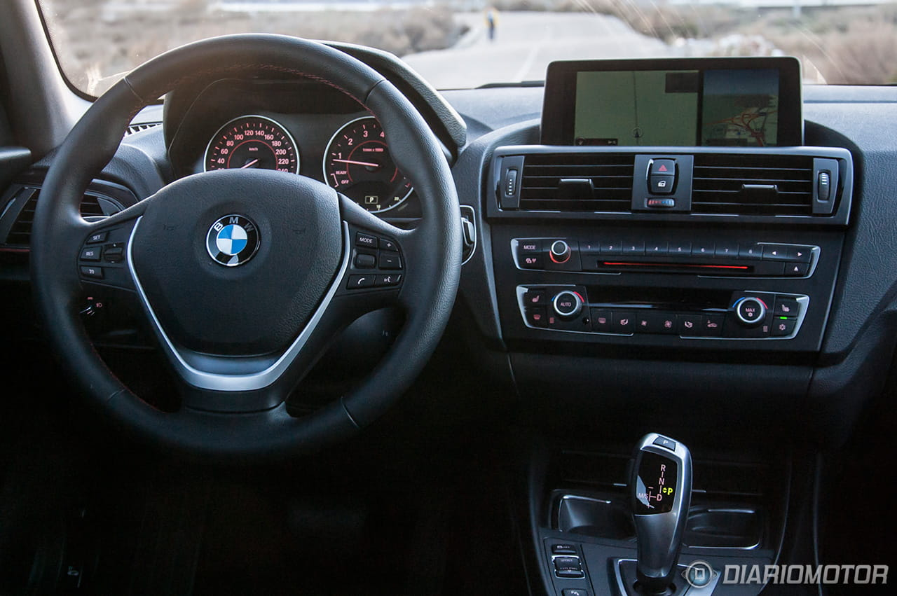 bmw 118i sport 170 cv a prueba un interesante compacto de tracci n trasera foto 27 de 36. Black Bedroom Furniture Sets. Home Design Ideas