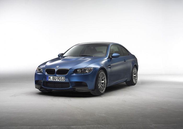 El BMW M3 Concept aparentemente listo para debutar en el Salón de Ginebra