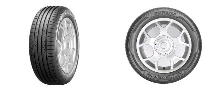 Neumático Dunlop Sport BluResponse