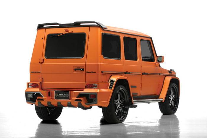 Mercedes Clase G Wald International