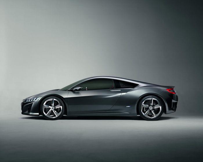 Honda NSX: nuevos detalles y una nueva evolución en su diseño desde Detroit