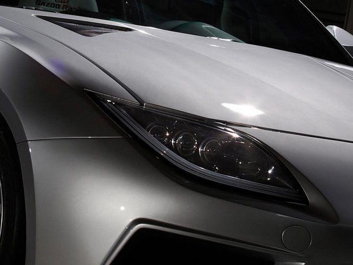Gazoo prepara un Toyota GT 86 para el Salón de Tokyo