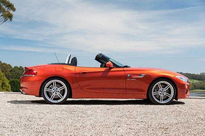A vueltas con el pequeño roadster de BMW ¿veremos un BMW Z2?