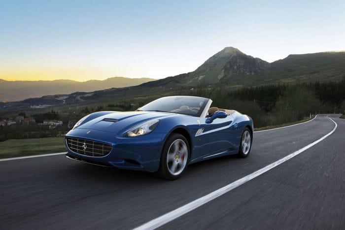 Siguen los rumores sobre un nuevo Ferrari California con motor turbo