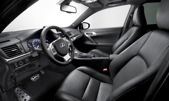 Nuevas versiones y cambios en la gama Lexus CT 200h
