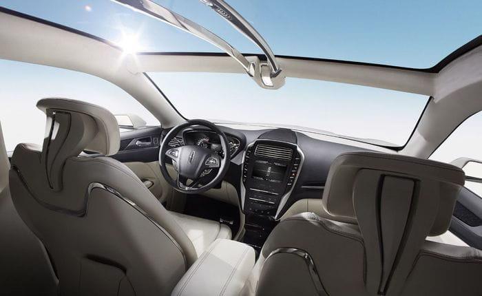 Lincoln MKC Concept, un crossover compacto para reanimar a Lincoln