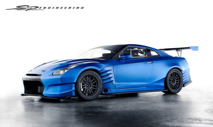 As 237 Es El Nissan Gt R Protagonista En Fast Amp Furious 6