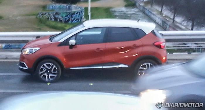 Renault Captur en España
