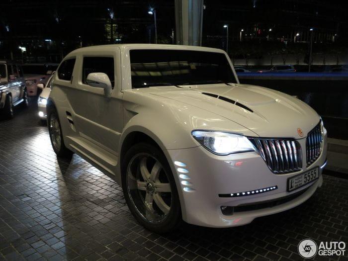 Gulf Lotus X12 El Horror Rueda Por Las Calles De Dubai