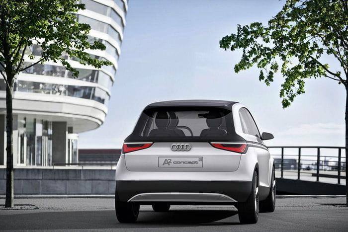 ¿Un monovolumen compacto en las filas de Audi?