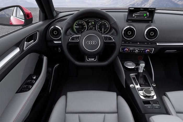 Audi A3 e-tron: 204 caballos y sólo 1.5 l/100 km para el nuevo híbrido de Ingolstadt