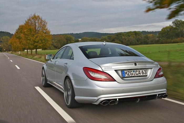 Carlsson CK63 RSR: 700 caballos y 1.000 Nm para el Mercedes CLS 63 AMG