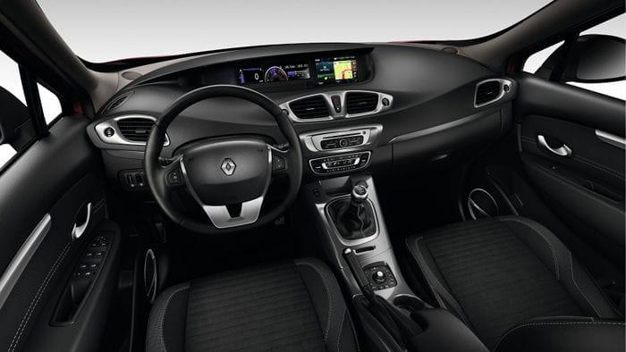 Renault Scénic XMOD: el monovolumen preparado para todos los terrenos