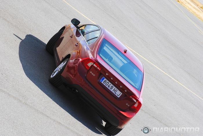 Volvo S60 D4 163 CV Kinect a prueba