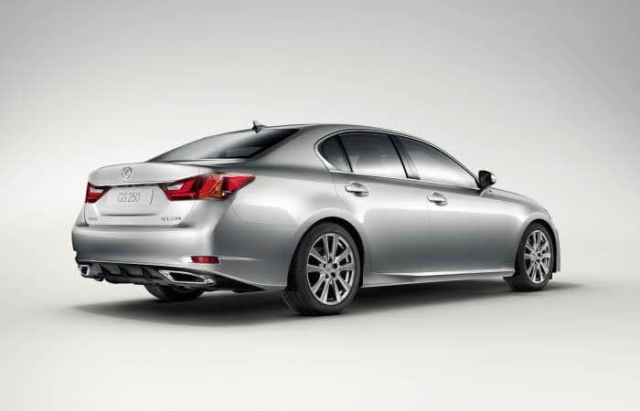 Lexus GS 250, precios y equipamiento de la versión de acceso