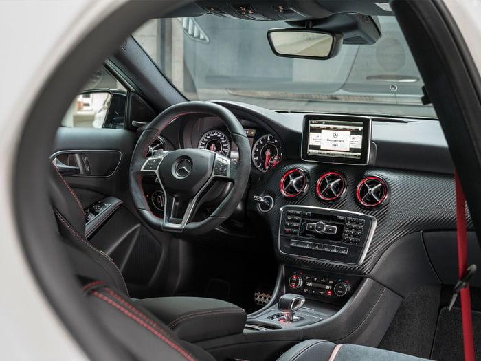Mercedes A45 AMG: primeras imágenes del compacto de AMG