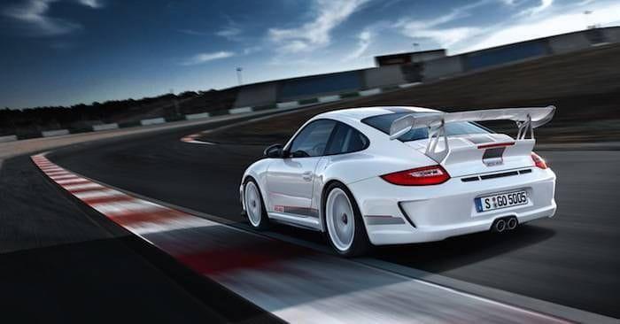 Nuevos detalles del Porsche 911 GT3