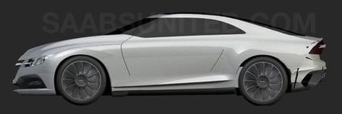 Más leña al fuego: nuevas imágenes del Saab 9-3 que no llegó a nacer