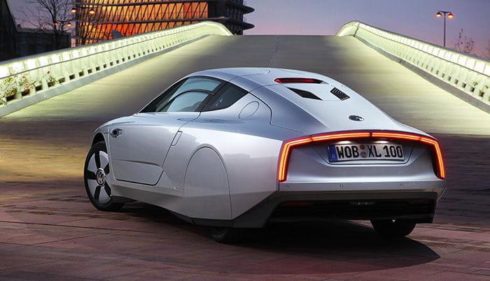 Volkswagen podría lanzar un deportivo ligero con motor 2.0 TSI basado en el XL1