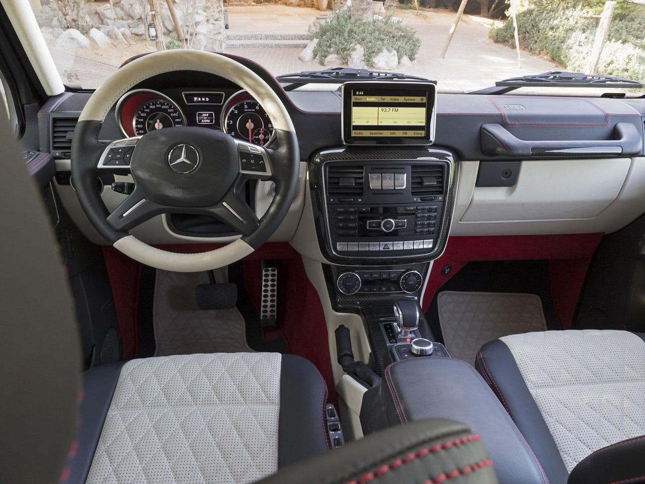 Mercedes G63 Amg 6x6 El Clase G De 6 Ruedas Llega A Produccion Diariomotor