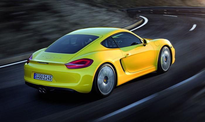 ¿Un posible Porsche Cayman GT3? El 911 podría dormir con el enemigo en casa…